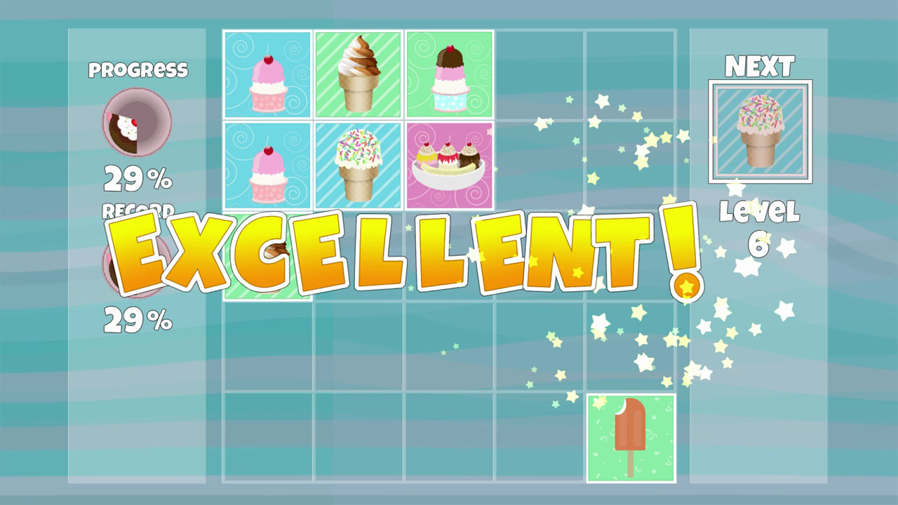 Ice Cream Level Screen Shot